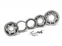 Ball bearing set for engine -SCOOTER CENTER- Vespa Largeframe P80X, PX80, PX80E (V8X1T)