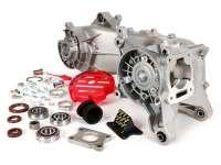 """Motorgehäuse -MALOSSI RC-One- GILERA/PIAGGIO lang 50ccm2T AC/LC ohne E-Start, 10"""" und 12/13"""""""