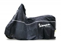 Housse de protection -PIAGGIO Outdoor- Vespa GT, GTL, GTS 125-300, GTV - noir