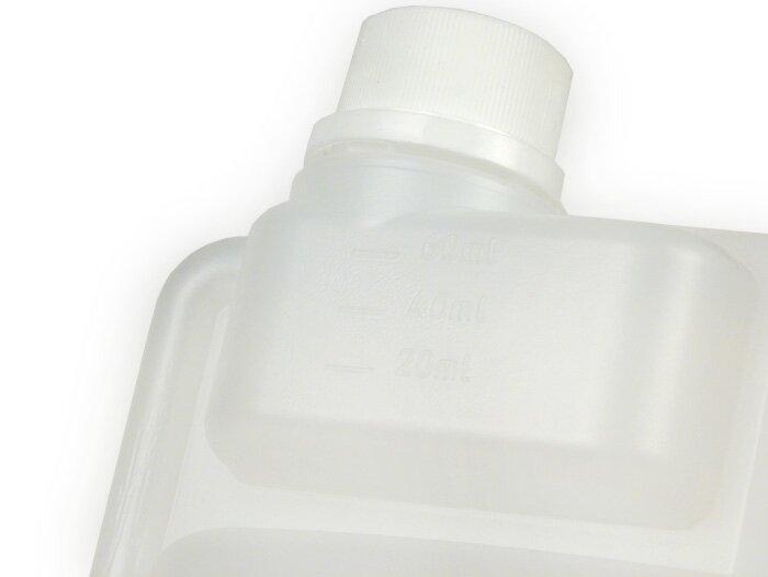 2 Stroke Oil Mixture Ratio Dosing Bottle 1 L Squeeze Jug Vespa Lambretta MX  /%