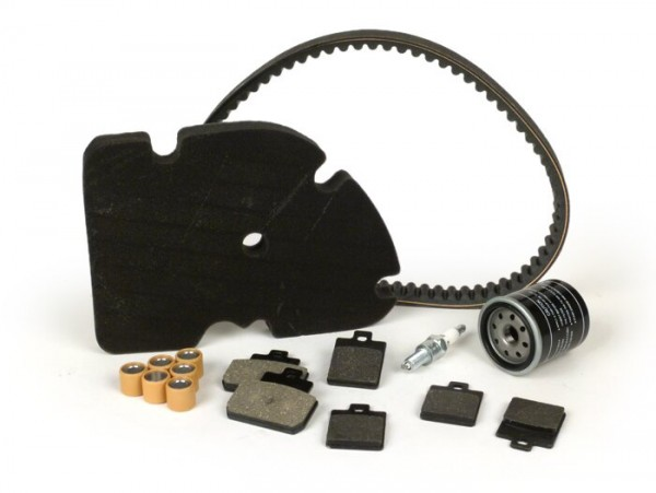 Sevice kit -PIAGGIO- Piaggio MP3 125cc (ZAPM473)