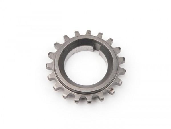 Timing chain sprocket crankshaft -PIAGGIO- Piaggio Leader 125-200cm AC/LC, Quasar 250-300 cc, HPE 300cc