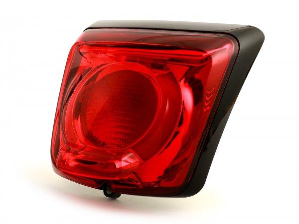 Rücklicht -PIAGGIO- Vespa GTS Super HPE,  GTS i.e. Super 125 (ZAPMA3700), GTS i.e. Super300 HPE (ZAPMA3600), Special Edition Notte - schwarz