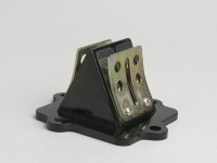 Reed valve -BGM ORIGINAL- Minarelli 50cc (horizontal cylinder), Suzuki/Aprilia 50cc, CPI, Keeway, Sachs
