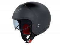 Helm -NOLAN N21 Classic- Jethelm, schwarz matt - XXL (63-64cm)