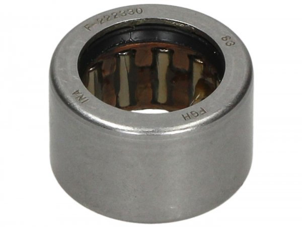 Needle roller bearing -HKS 202918- (20x29x18mm) - (used for rear pulley / gearbox input shaft)