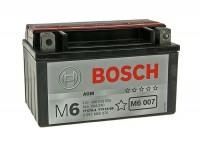 Batterie -Wartungsfrei BOSCH YTX7A-BS- 12V 6Ah -150x87x94mm (inkl. Säurepack)
