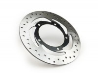 Brake disc -PIAGGIO Ø=240x102x4.9mm- Piaggio Berverly Sport Touring 350 (ZAPM693, ZAPM694, 2013-) rear