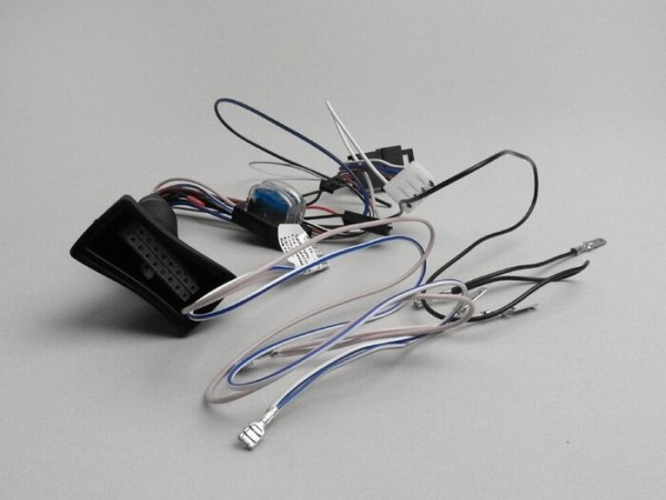 Kit cables sistema de alarma -PIAGGIO E-Power- Vespa GT, GTL, GTS 125-300, GTV