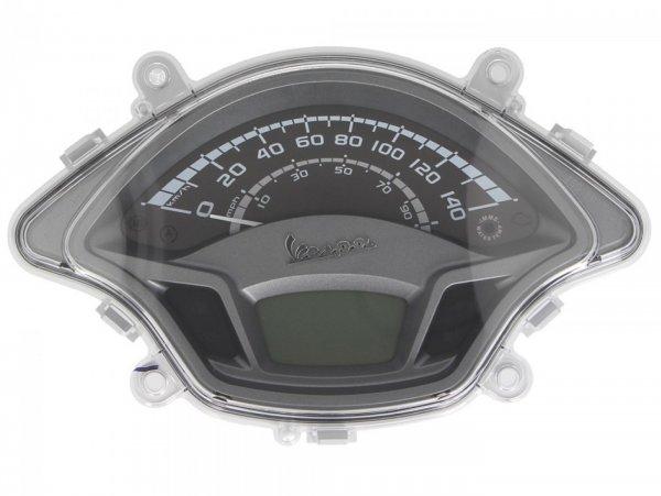 Tacho -PIAGGIO- Vespa GTS 300 (ZAPMA3300), Vespa GTS HPE 300 (ZAPMA3600, ZAPMD310), Vespa GTS Super 300 (ZAPMA3300)