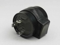 Indicator flasher relay -UNIVERSAL 3-pin LED- 12V 0.1-0.85A - (1.2-10 Watt)