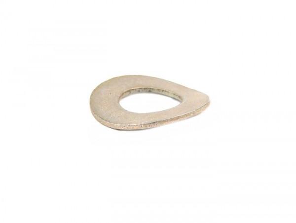 Spring washer, waved -DIN 137 steel, glavanised- M10 (used for clutch nut Vespa V50, PV125, ET3, PK S, PK XL)