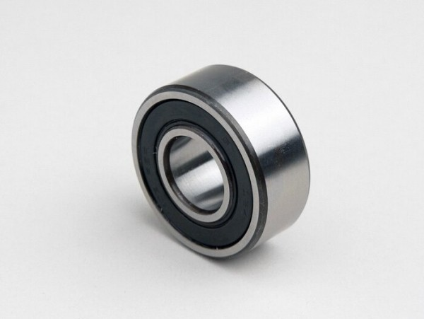 Ball bearing -2202 E 2RS (both sides sealed) TN9- (15x35x14mm) - (used for swinging arm bgm Pro Piaggio 125-180cc 2-stroke)