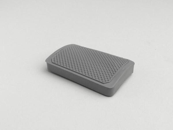 Brake pedal rubber -LAMBRETTA- Lambretta LI, LIS, SX, TV - grey