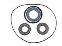 Oil seal set engine -OEM QUALITY- Vespa Wideframe V1, V15
