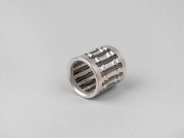 Pleuellager -ITALKIT (15x19x20mm)- Vespa PX80, PX125, PX150 ccm Largeframe, Vespa PK80, PK125 Smallframe - Silbernkäfig