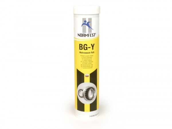 Graisse multi-usage -NORMFEST cartouche jaune- 400g