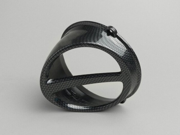 Air scoop -JET STREAM- universal Scooter AC - carbon look