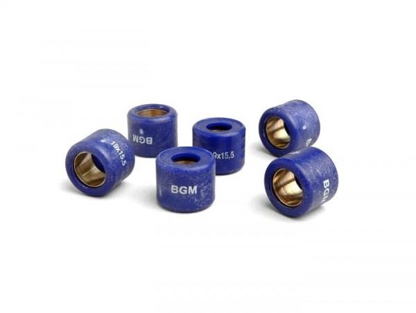 Gewichte -bgm Original 19x15,5mm-  6,00g