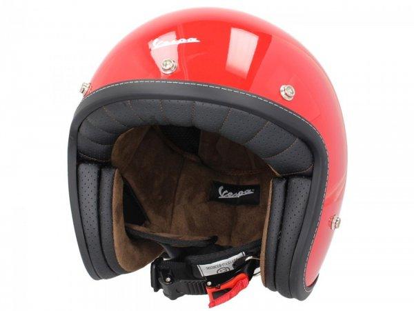 Helmet -VESPA Pxential- Rosso Dragon - XS (52-54cm)