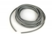 Funda cable -UNIVERSAL Ø=4mm- 5m - gris