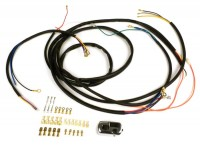 Wiring loom set for conversion (incl. light switch) -BGM PRO, Vespa AC conversion to electronic ignition- Vespa Smallframe V50, 50N, PV125, ET3, Vespa Largeframe Sprint, Rally, TS, GT, GTR, GL, Super, GS160, SS180, VNA, VNB, VBA, VBB