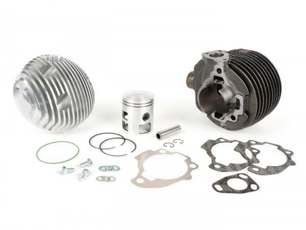 Zylinder -BGM PRO 150 ccm, Wideframe, Faro Basso, Ø=57mm, Hub=57mm- Vespa 1953-1959, VM, VN, ACMA (ab Motor V55), VB1T, VGL1T, VL1T