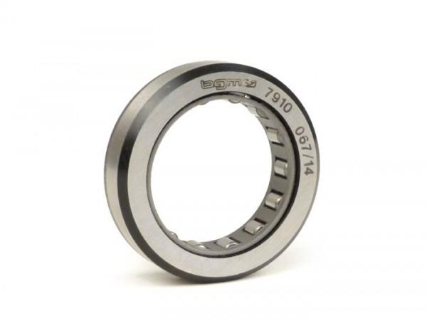 Roller bearing (28x42x08mm) -BGM PRO- (used for drive shaft, gear selector box side Vespa VNA, VNB, Super (VNC till No 024899, VBC till No 70199), GT125 (till No 60899), VBA, VBB, GL150 (VLA1T), Sprint150 (till No 73899))