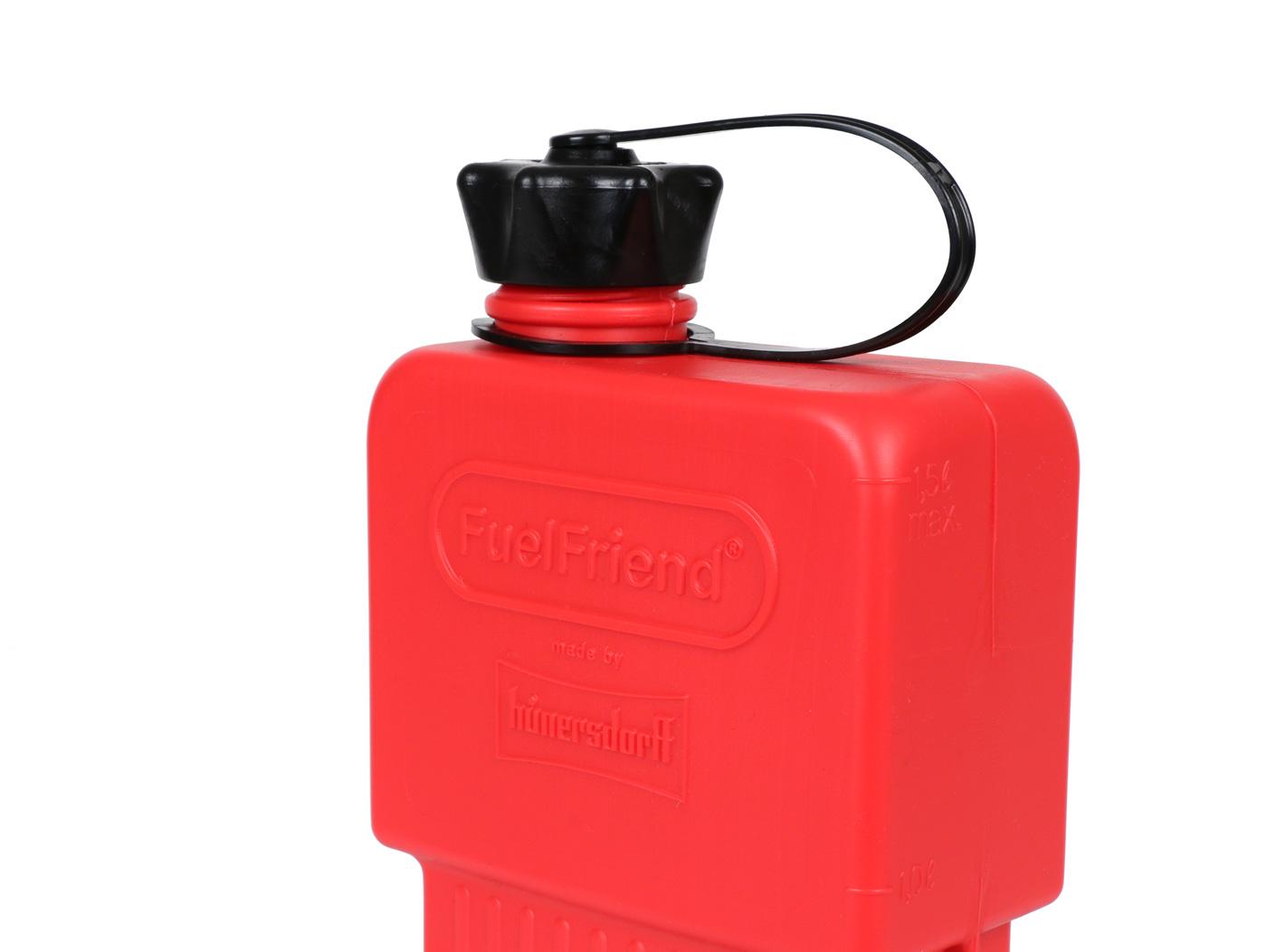 ca/ño bloqueable 2 Piezas a un Precio Especial FuelFriend/®-Plus Bid/ón 1.5 litros