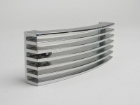 Horn grill -OEM QUALITY- Vespa PX EFL (1984-2000) - chrome