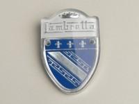 Badge de tablier -LAMBRETTA- Lambretta SIT emblème - LD (SIT, France)