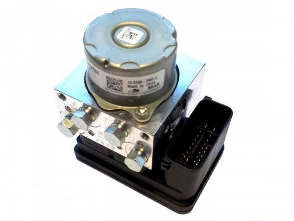 Control unit ABS -PIAGGIO- Vespa GTS 125 (ZAPMA3200, ZAPMA3700), Vespa GTS 150 (ZAPMA3200, ZAPMA3100), Vespa GTS HPE 300 (ZAPMA3600), Vespa GTS Super 125 (ZAPMA3100, ZAPMA3200, ZAPMA3700), Vespa GTS Super 300 (ZAPMA3300), Vespa GTS Super HPE 300 (ZAP