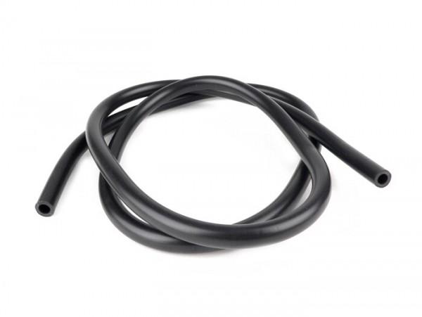Tubo de gasolina -CALIDAD OEM- Ø interior=5mm, Ø exterior=8mm, l=1000mm - negro