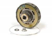 Clutch -DRT Sport- for standard primary drive wheel 67 tooth - Vespa GS150 (VS1-VS5), GS160, SS180 - 23 tooth