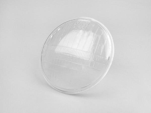Headlight lens -SIEM Ø=105/115mm- Vespa V50, V90