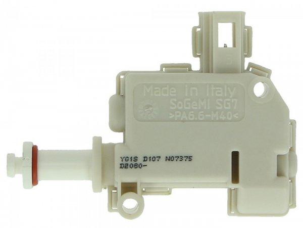 Motor (electric), for seat locking -PIAGGIO- Vespa GT 250 (ZAPM45102), Vespa GT L 125 (ZAPM31100, ZAPM31101), Vespa GT L 200 (ZAPM31200), Vespa GTS 125 (ZAPM31300, ZAPMA3100, ZAPMA3200, ZAPMA3700), Vespa GTS 150 (ZAPMA3200, ZAPMA3100), Vespa GTS 250