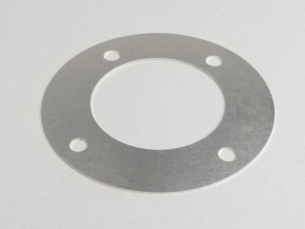 Spacer Zylinderkopf -BGM ORIGINAL 172 ccm- Piaggio 125-150 ccm AC 2-Takt - 1,0mm