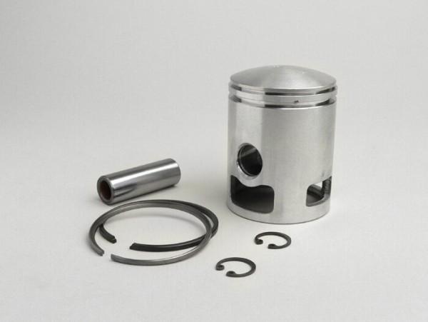 Kolben -METEOR- Vespa 125 ccm 3 Kanal - Vespa PX125, Cosa125 - 53.1mm (3. Übermass)