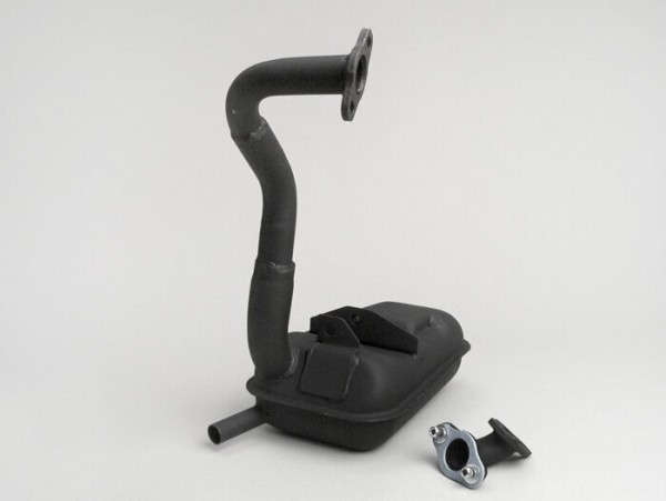 Auspuff -SITO PLUS- Vespa PK50/PK80 S/XL