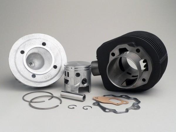 Cylinder -DR 177 cc 3 Ports- Vespa P125-150, GTR125 (VNL2T), TS125 (VNL3T), Sprint150 Veloce (VLB1T 0150001-)