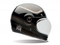 Helm -BELL Bullitt Carbon, RSD Bagger- Integralhelm, schwarz - XS (54-55 cm)