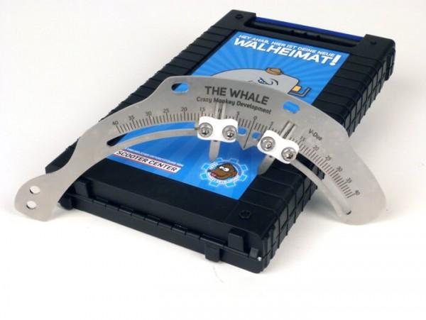 Messschieber für Zündungseinstellung -CMD The Whale / Der Wal V-Duo- Vespa Largeframe und Smallframe