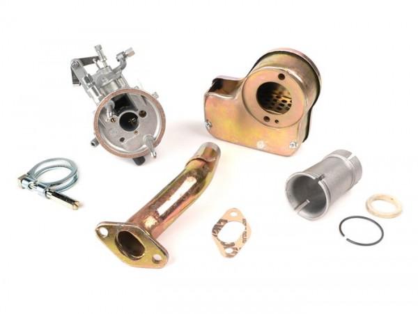 Carburator kit -DELLORTO 2-stud, 19/19mm SHB- Vespa V50, PV, ET3