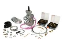 Kit carburatore -BGM PRO 195-225 cc- Lambretta LI, LIS, SX, TV (2a serie, 3a serie), DL, GP - Ø=24mm Polini