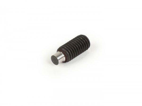 Gewindestift mit Zapfen -DIN915- M8 x 20mm - Innensechskant mit Zapfen 4,8mm - Ersatzteil für BGM7913
