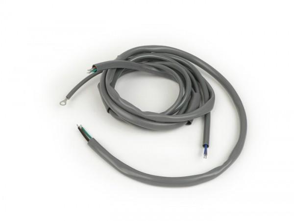 Mazo de cables -LAMBRETTA- D 150 (modelos sin batería), LD 125 (1956-, modelos sin batería), LD 150 (modelos sin batería)