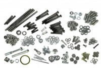 Screw set -MADE IN ITALY- Vespa V50, V90, PV, ET3