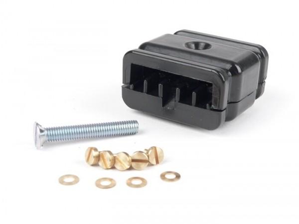 Kabelkästchen Motor -OEM QUALITÄT- Vespa GS160 / GS4 (VSB1T), SS180 (VSC1T)