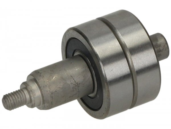 Water pump shaft -PIAGGIO- Vespa GT 250 (ZAPM45102), Vespa GTS 250 (ZAPM45100, ZAPM45101), Vespa GTS 300 (ZAPM45200, ZAPM45202, ZAPMA3300), Vespa GTS HPE 300 (ZAPMA3600, ZAPMD310), Vespa GTS Super 125 (ZAPM45300, ZAPM45301), Vespa GTS Super 300 (ZAPM
