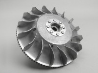 Flywheel -PIAGGIO 2300g (2100g without sprocket)- Vespa PX200 Elestart, Cosa200 Elestart